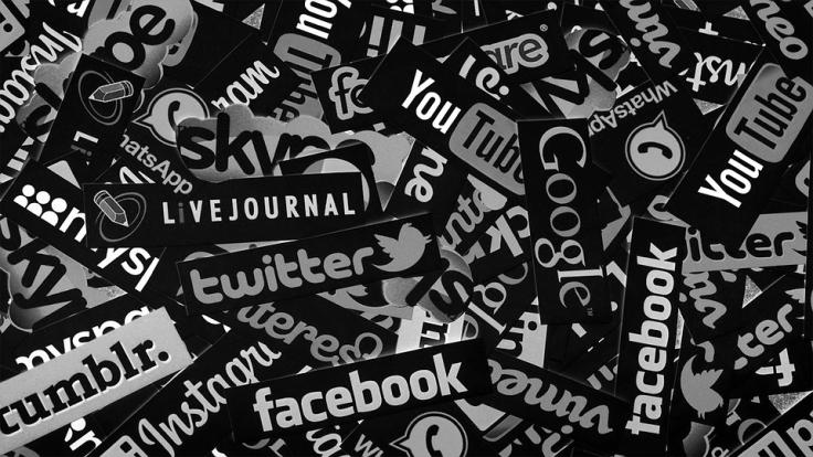 Social /media for The Hipster Historian