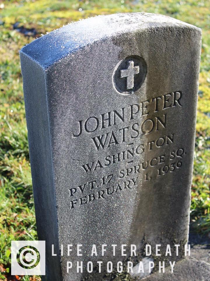 John Peter Watson