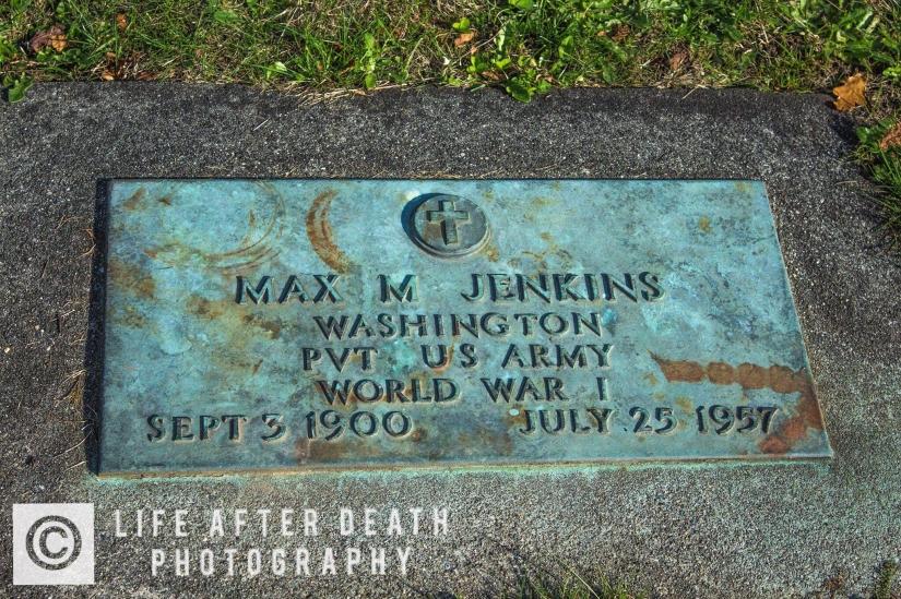 Max M. Jenkins