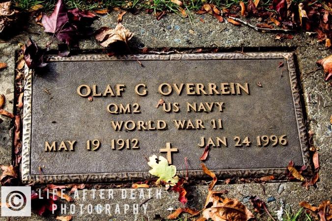 Olaf G. Overrein