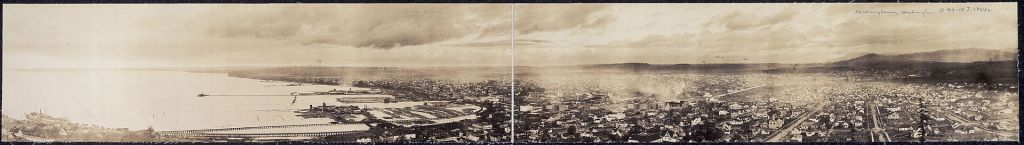 Bellingham, Washington - Abt. 1909