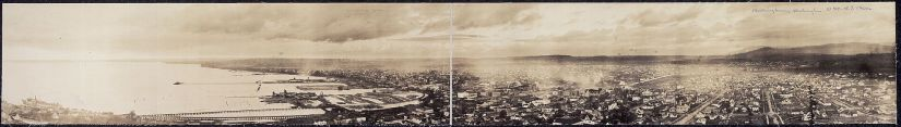 Bellingham, Washington - Abt. 1909