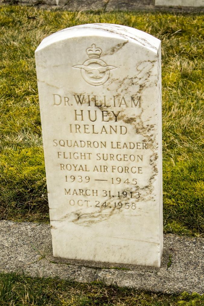 Dr. William Huey