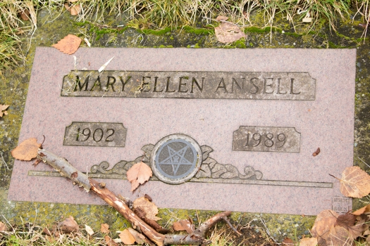 Mary Ellen Ansel