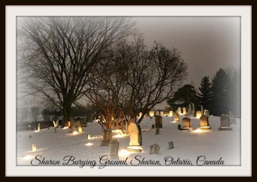Sharon Burying Ground