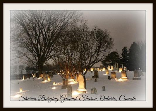 Sharon Burying Ground