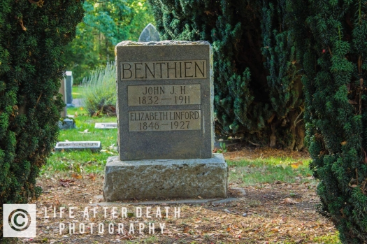 John and Elizabeth Benthien