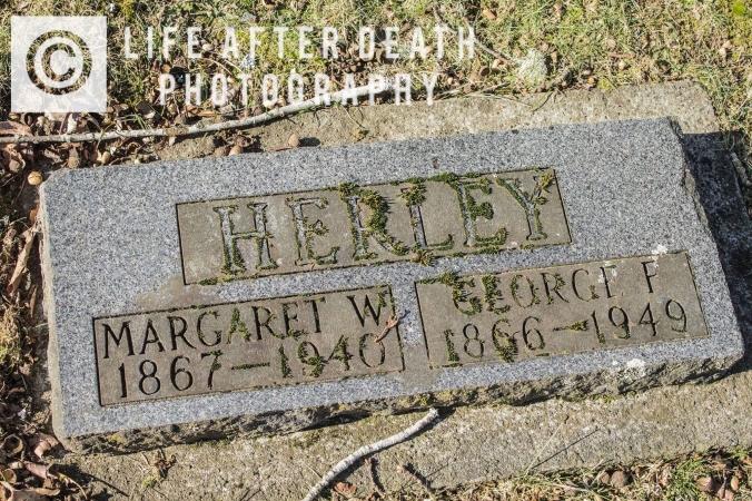 Margaret and George Herley