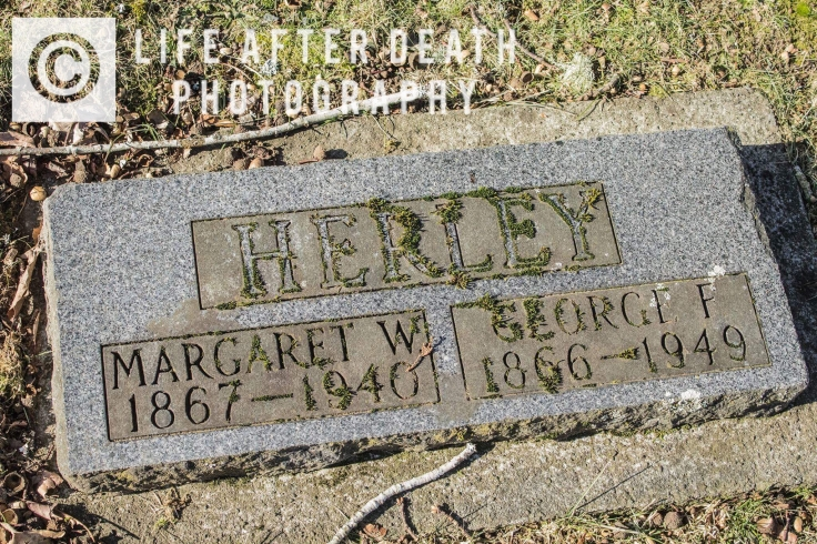 Margaret and George Herley