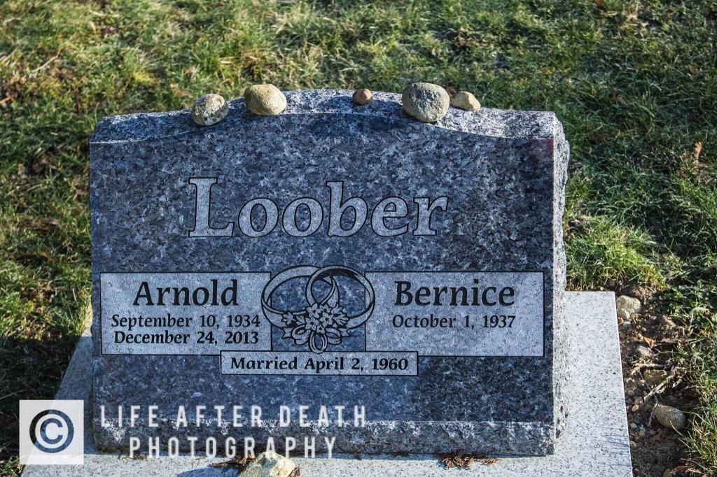 Arnold and Bernice Loober