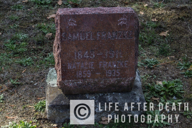 Samuel and Natalie Franzke