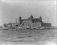 Ellis Island, 1905