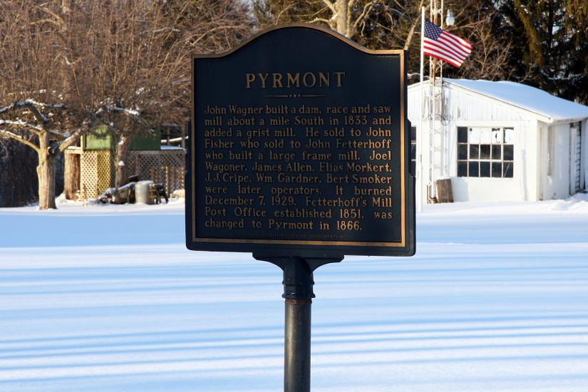 Pyrmont, Indiana
