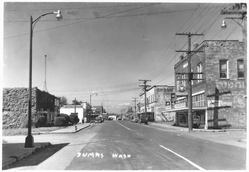 Sumas Washington, C. 1950