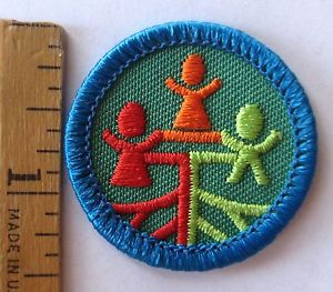 Girl Scout My Heritage Badge