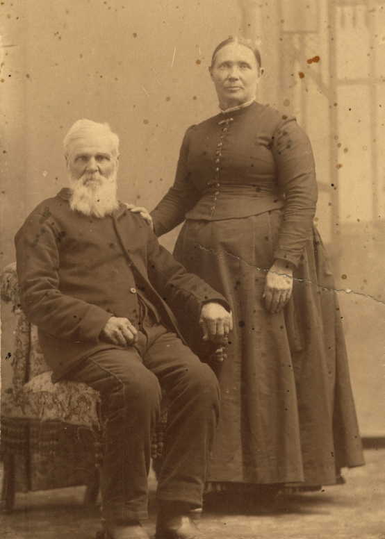 Elias and Ellen Elizabeth Gardner