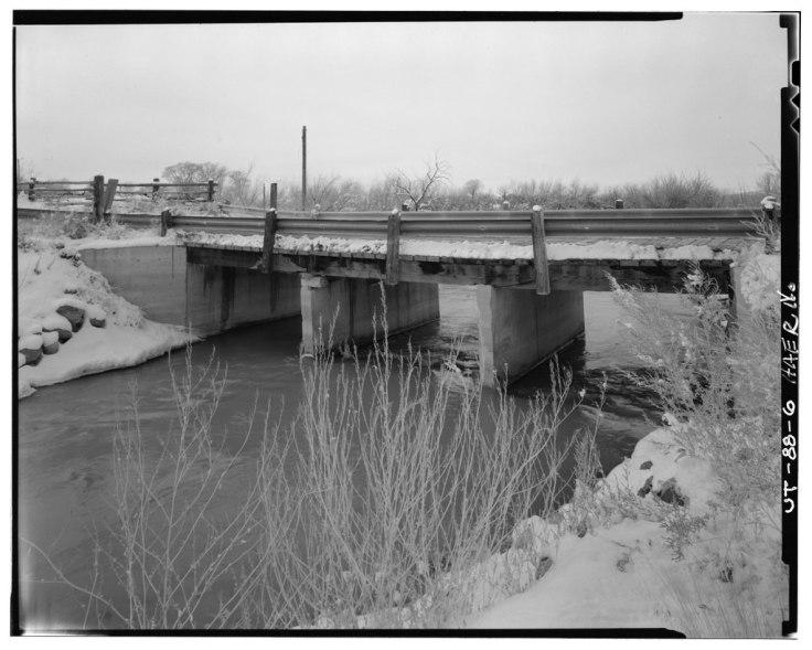 Sevier River, 1968