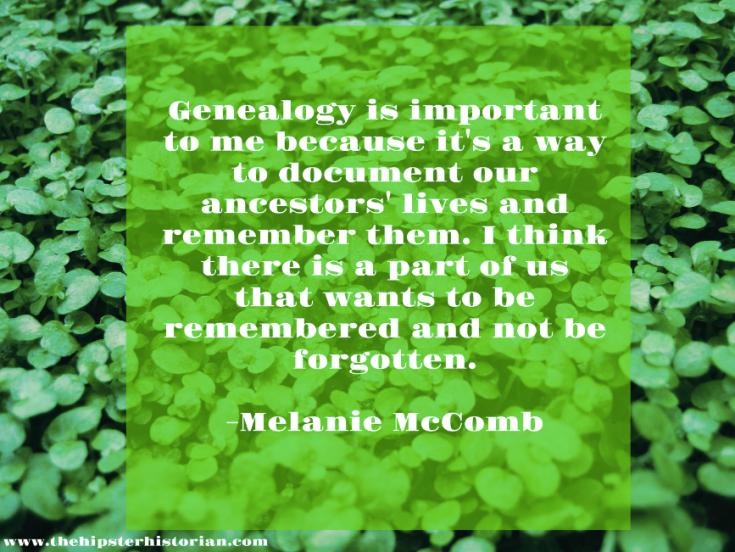 Melanie McComb